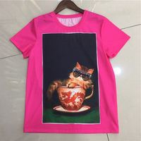 ZH110333BA Best Buy New Fashion 2018 T-Shirts Popular Brand Fashion Design Party style Women's Collection