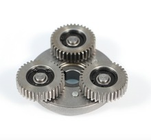 36Teeth Steel Gear Electric Vehicle Brushless Moto Gear 608 Bearing One-way Clutch Assembly motorcycle one way bearing starter clutch gear