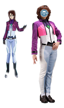 Free Shipping Gundam00 Celestial Being Sumeragi Lee Noriega Uniform Anime Cosplay Costume