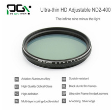 PGY Lens Filter ND2-400 for OSMO inspire1 X5 Gimbal Camera Quadcopter Drone Parts Accessories