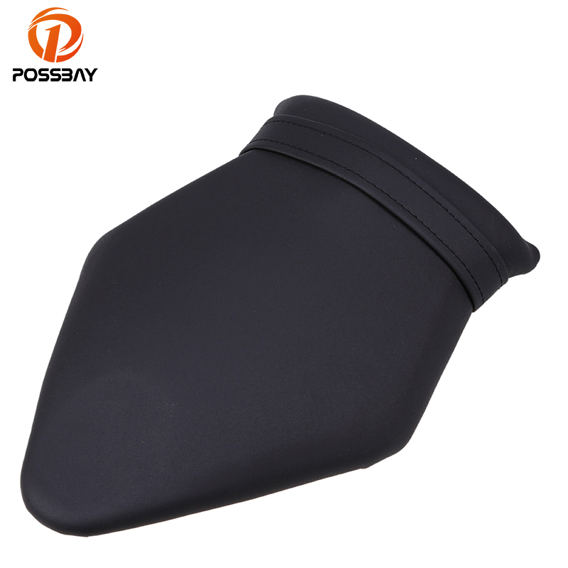 POSSBAY Motorcycle Accessories Motorbike Rear Seat Cover Pad Scooter Back Seat Fit for BMW S1000RR 2009 2010 2011 2013 2014 цена