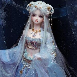 Image 2 - ใหม่มาถึง BJD SD 1/3 เช่น Xiao Xue 62 ซม.fairy ฟรี Eye Balls แฟชั่น Shop luodoll