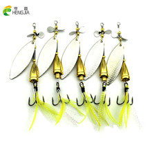 yellow 10cm Hook Fishing