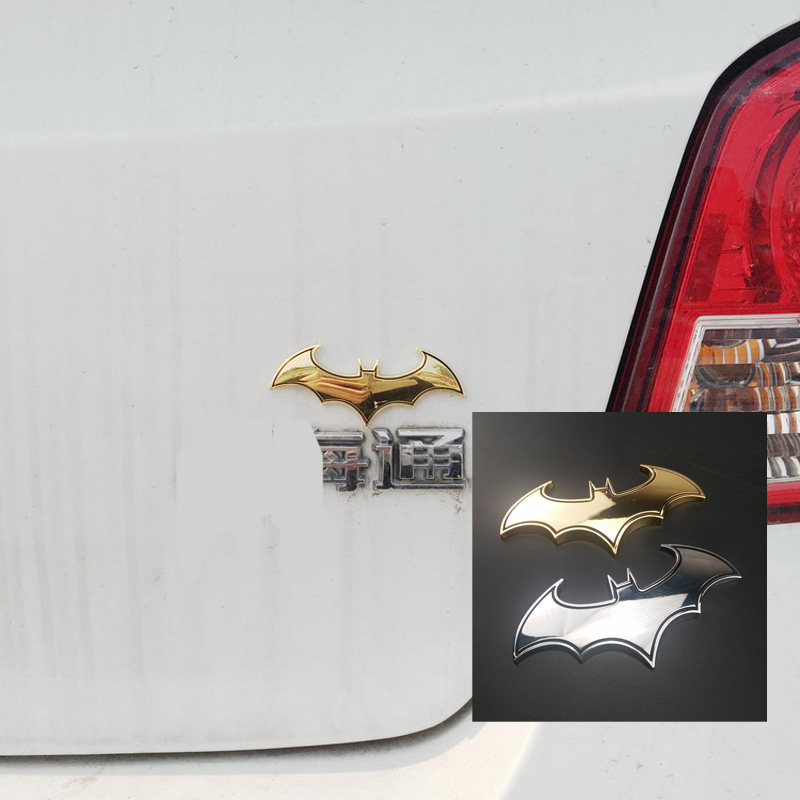 ثلاثية الأبعاد سيارة ملصق كول المعادن بات شعار سيارة تصفيف السيارة لشيري تيجو فولوين A1 A3 QQ E3 E5 G5 جيلي الرؤية SC7 MK CK Cross Gleagle