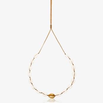 boho Puka Natural cowrie Shell necklace women one direction statement colar feminino punk bijoux choker bts acessorios necklace Ожерелье