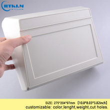 ABS plastic project case plastic enclosure electronic housing products
