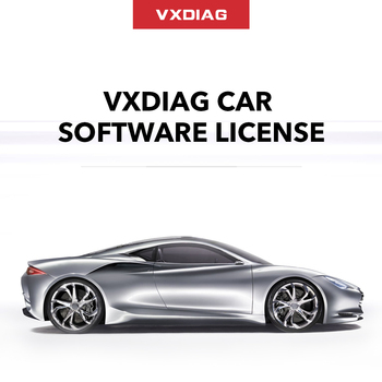 VXDIAG Diagnostic Tool Authorization for BMW For HONDA car diagnostic scanner Software license For JLR DOIP For Benz image