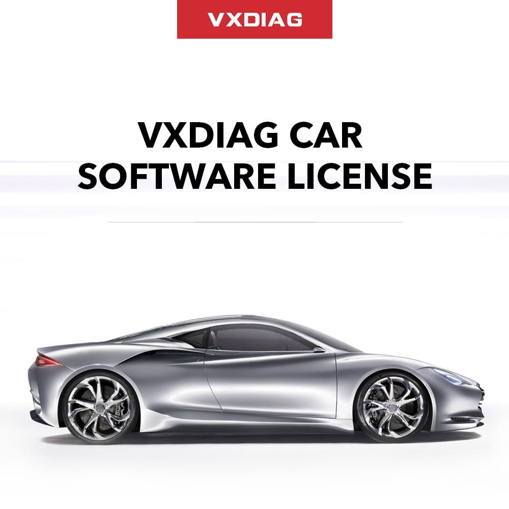 VXDIAG Multi Diagnostic Tool Software Authorization VCX NANO PRO Software License