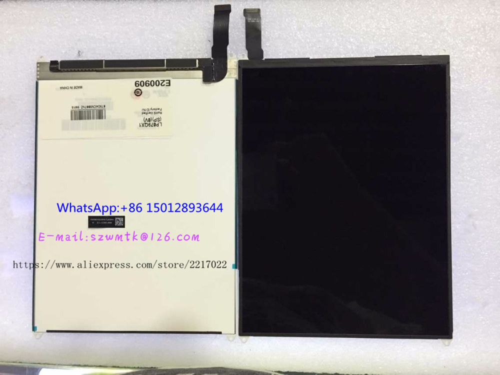 ФОТО New Original 7.85'' for iPad mini 2 lcd display 2nd Gen Generation Tablet LCD display a1489 a1490 digitizer 2048*1536