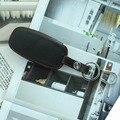 Venda quente Novo Estilo Do Carro Tampa Chave Para Audi A1/A3/A4/Q3/Q7/TT/R8/S3 Caso Chave Do Carro de Couro Com Fivela frete grátis