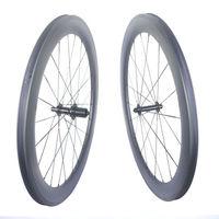 Soloteam Ceramic Beraing R13 R36 hubs 38mm 45mm 50mm 60mm 88mm 700c carbon road bicyle wheelset T700 full carbon wheels