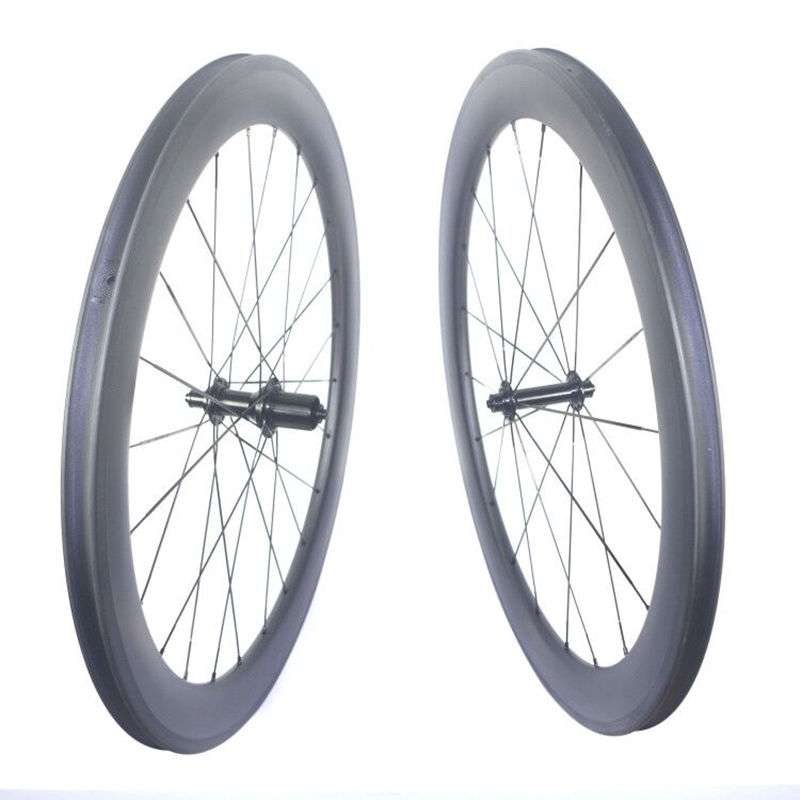 Soloteam Ceramic Beraing R13 R36 hubs 38mm 45mm 50mm 60mm 88mm <font><b>700c</b></font> carbon road bicyle wheelset T700 full carbon <font><b>wheels</b></font> image