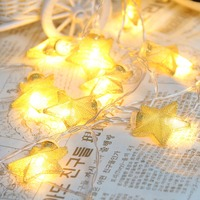 40 Led 5M LED Christmas Lights Wedding Party Garden Decoration String Light Outdoor Home Battery Powered
