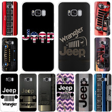 Perfect car Jeep logo SOFT TPU phone case for Samsung Galaxy S10 S10plus S10lite S9 S9plus Note9 Note8 S8 S8Plus S7edge S6 cover(China)