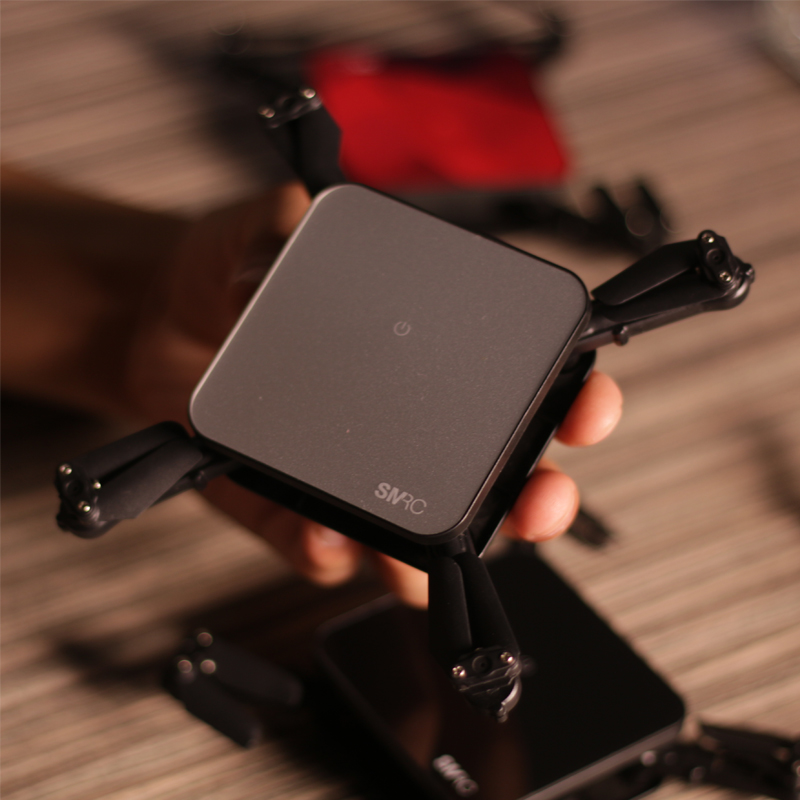 S1 mini pocket drone with hd camera 2MP WiFi FPV selfie Quadcopter Foldable rc Dron Remote Control Helicopter for toy boy gift feichao mini gw58 foldable selfile drone fpv 0 3mp 2 0mp hd camera pocket quadcopter remote and wifi control aircraft drone