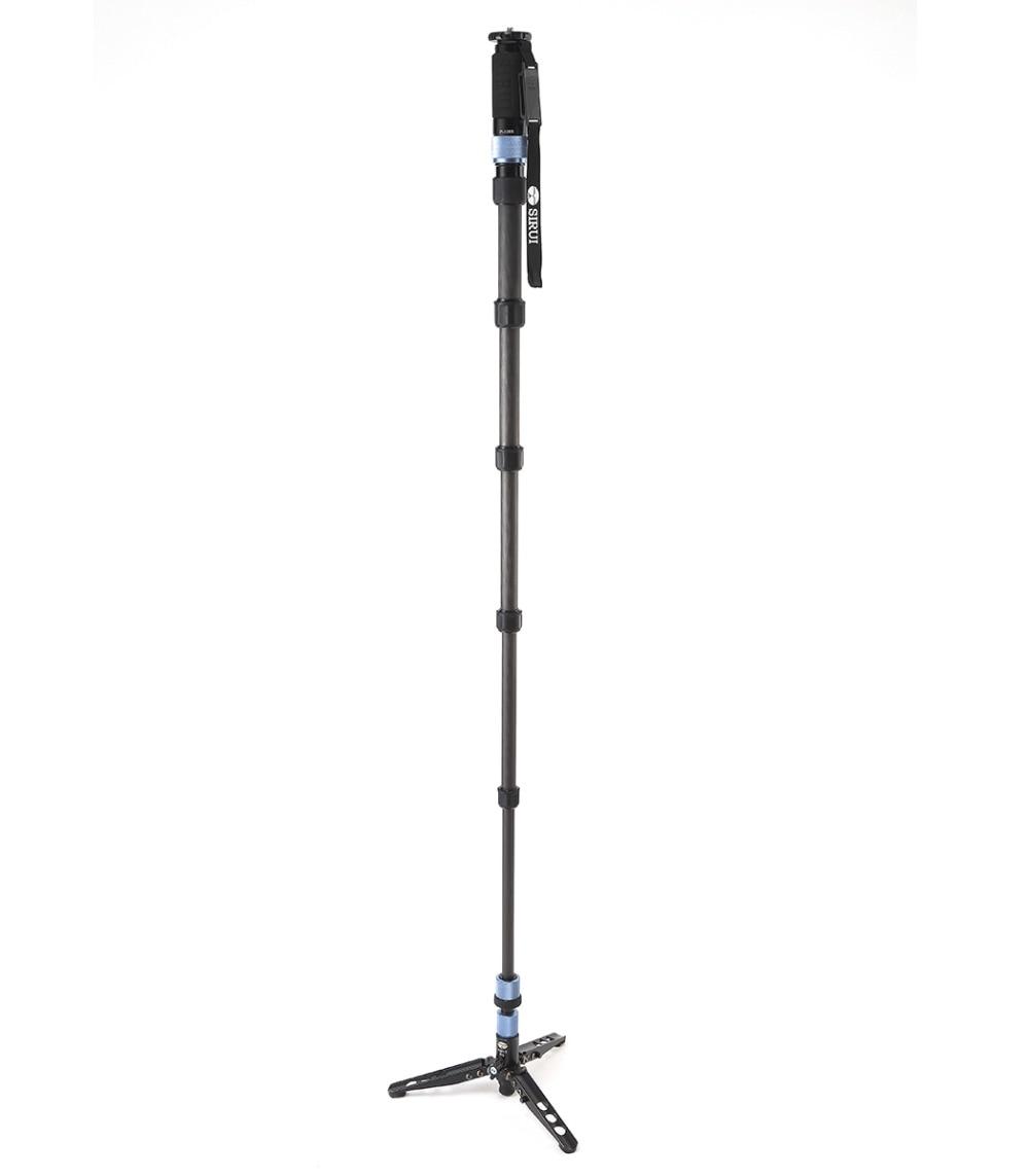 DHL SiRui monopod P426S SLR photographic camera tripod P-426S portable single-pod carbon fiber support wholesale
