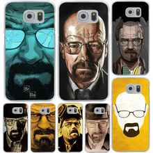 Breaking Bad Chemistry Walter Hard Cover Case for Galaxy S3 S4 S5 & Mini S6 S7 S8 Edge Plus