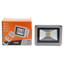 цены High Quality Flood lights AC 85-265V 10W LED Flood Light Waterproof IP65 Floodlight Landscape LED outdoor lighting Lighting Lamp