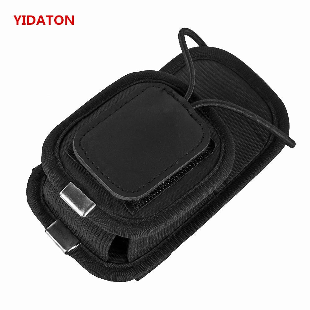 YIDATON Nylon universal holster carry case sac pour Baofeng UV-5R Pour Motorola GP328 GP338 Talkie walkie universal carry sacs