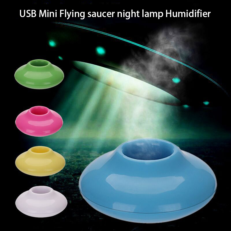 Aromatherapy Essential Oil Aroma Diffuser With 7 Color LED Lights For Home as Night Lights Ultrasonic Air Aroma Humidifier