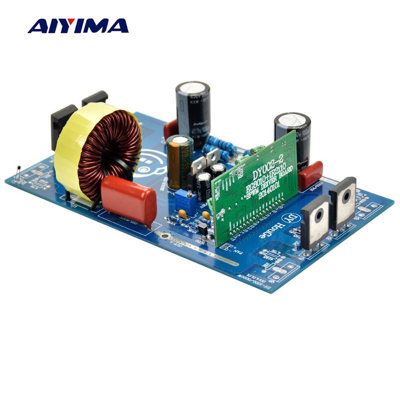Aiyima 1pcs 1000W Pure Sine Wave Inverter Power Board Post Sine Wave Amplifier Board Finished Goods