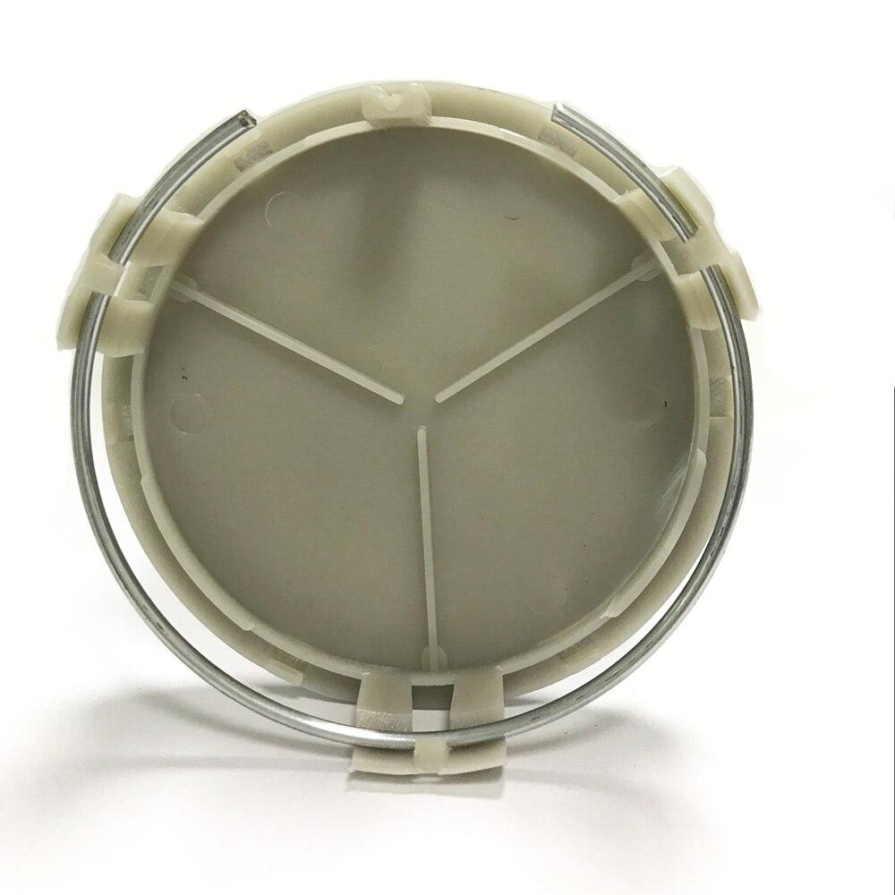 4pcs For Mercedes 75mm Emblem badges Cover Wheel Center Hub Cap rims For Mercede W203 W205 W204 W212 C180 C300 C E CLAS