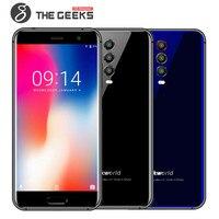 VKWORLD K1 4G B Оперативная память 6 4G B Встроенная память MTK6750T 1,5 ГГц Octa Core 5,2 дюймов Incell FHD Экран тройной Камера Android 8,1 4G LTE смартфон