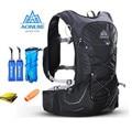 AONIJIE 15L Outdoor Licht Gewicht Trink Rucksack Rucksack Tasche Freies 3L Wasser Blase Für Wandern Ultra Trail Rennen