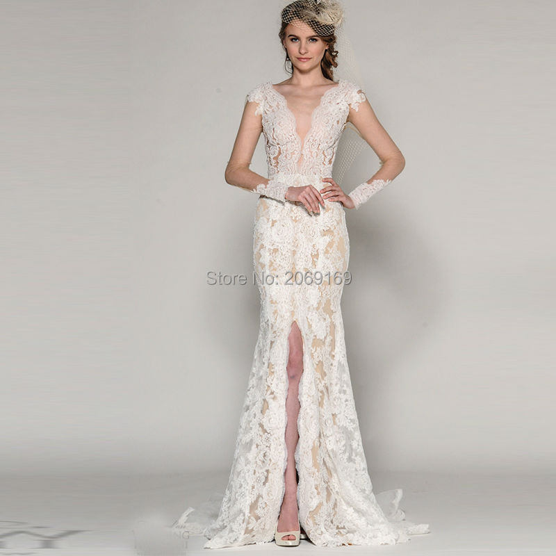 Online buy wholesale western wedding dresses from china for Order wedding dress online