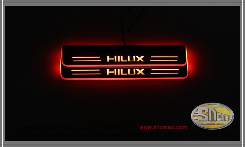 Pedal Hilux Rear -8