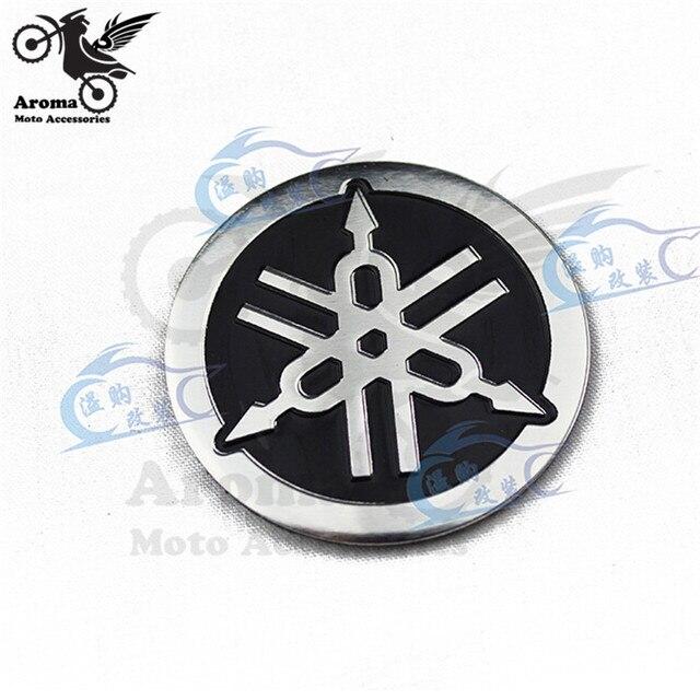45 Cm Motorrad Aufkleber Fur Yamaha Marke Logo Runde Emblem Abzeichen Professionelle