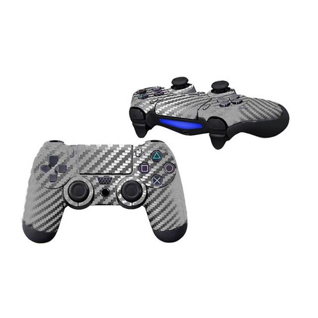 Pour Sony Gamepad autocollants PS4 télécommande décalcomanie peau autocollant coque Protection autocollants Personalit décalcomanie accessoires de jeu