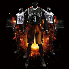 SANHENG Mens Basketball Jersey Shorts Competition Uniforms Suits With Pocket Quick-Dry Custom Jerseys S116170