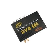 M-788 Coche DVB-T2 TV Digital receptor Sintonizador de TV de Alta Velocidad CAJA de TV Digital Receptor Mini TV Box trabajo en Singapur, Colombia