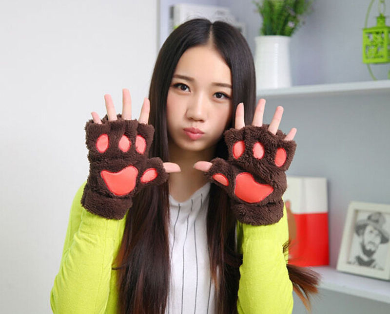 Cat claw fingertips