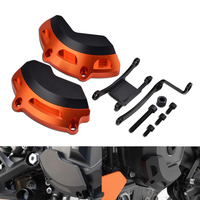 Left & Rigt Side Engine Case Slider Protector Guard For KTM 790 Duke 2018 2019 790Duke Motorcycle Accessories Parts