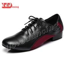 Ballroom Men Shoes Mens Ballroom Dance Shoes genuine leather