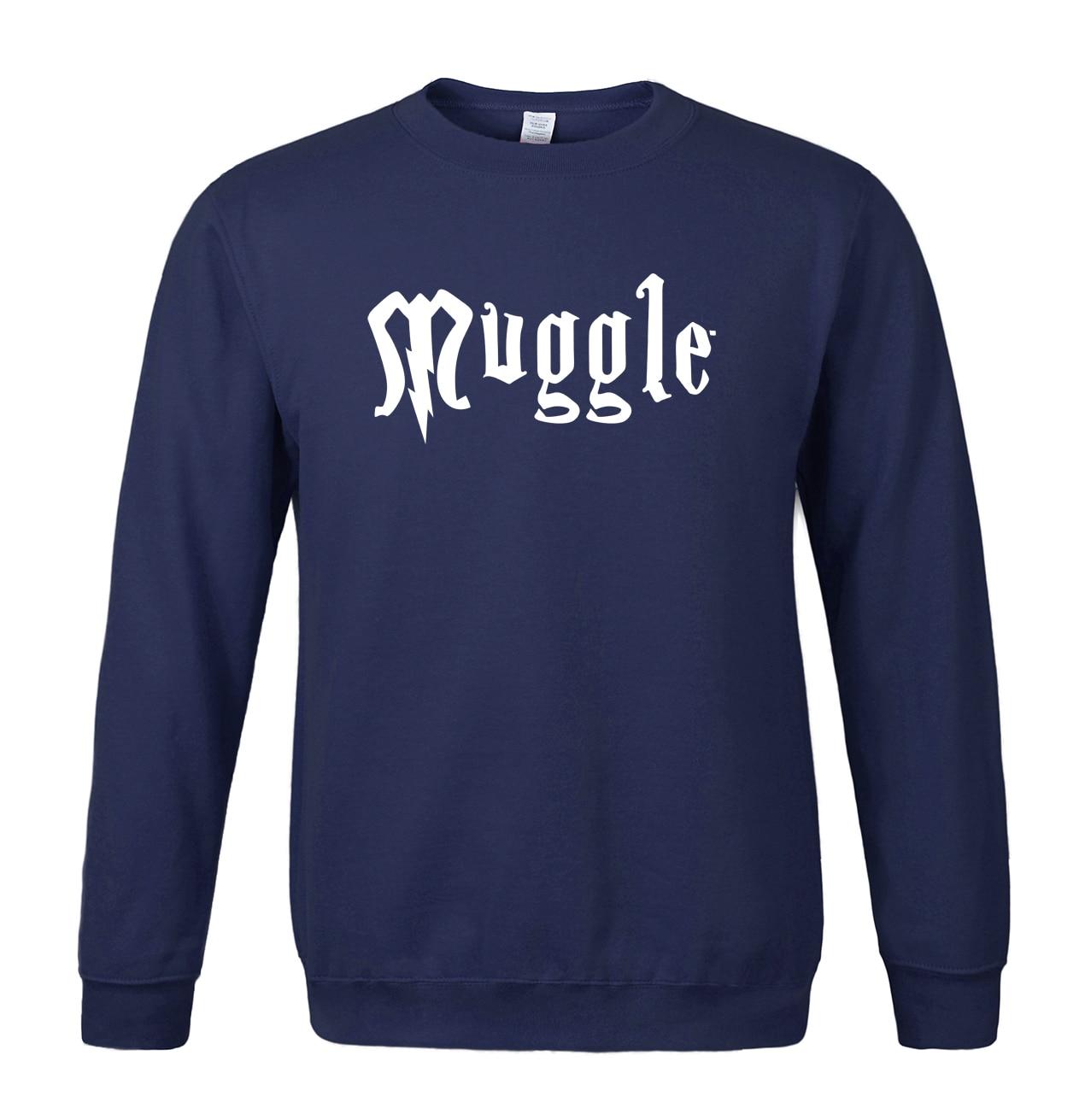 Hot Sale men sweatshirt funny letters print 2019 spring winter fleece men hoodies hip hop loose fit streetwear movie fans