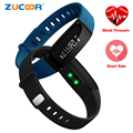 Smart Wristband Blood Pressure Band V07 Pedometer Watch Bracelet Heart Rate Monitor Smartband Bluetooth Fitness For IOS Phone