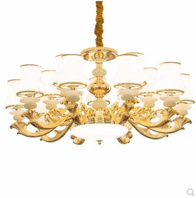 European style living room chandelier modern minimalist living room home hall restaurant bedroom lighting - 2