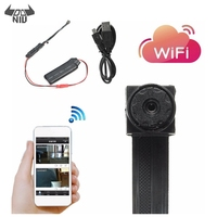 DANIU Mini Wifi Module Camera CCTV IP Wireless Surveillance Camera P2P Support 32G Card 640 X