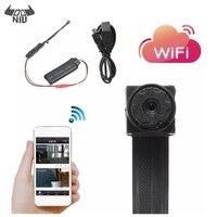 DANIU Mini Wifi Module Camera CCTV IP Wireless Surveillance Camera P2P Support 32G Card 640 X