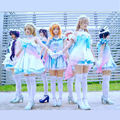 Anime Love Live Cosplay Kousaka Honoka/Umi Sonoda/Minami Kotori Cosplay Amor Live Start Faja Trajes de Cosplay