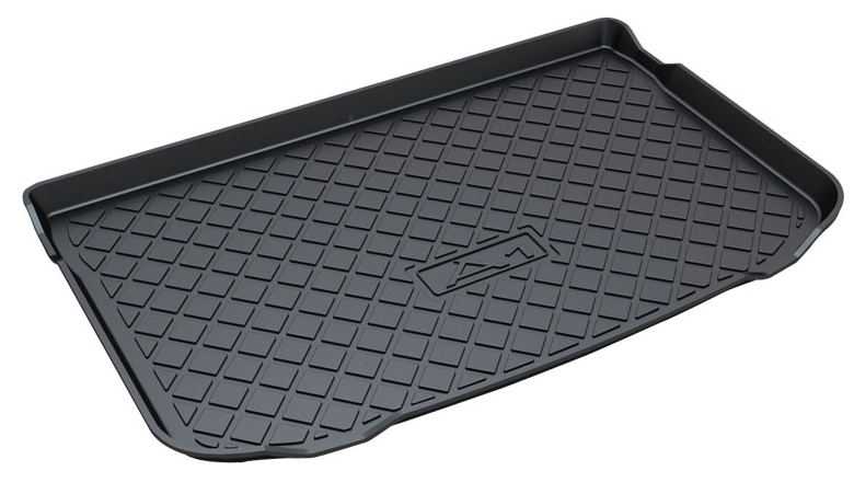 no odor waterproof durable cargo mat liner boot carpets luggage mat rubber special car trunk mats for AudiA1