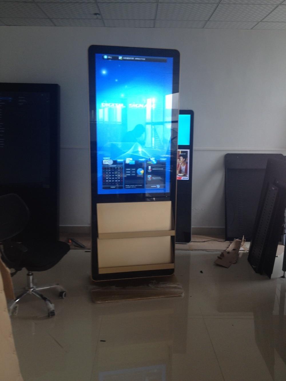 42''47''55 pouces écran tactile WIFI intérieur affichage numérique/multimédia HD lcd lecteur publicitaire CCTV moniteur affichage