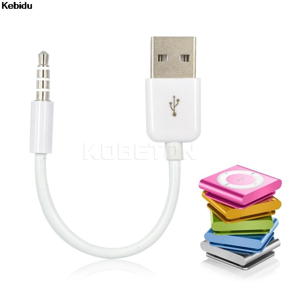 Digital Kabel Usb 2.0 Daten-synchronisierungs-aufladeeinheits Transfer-kabel 3,5mm Jack Ladegerät Für Apple Ipod... Unterhaltungselektronik Mp3 Mp4