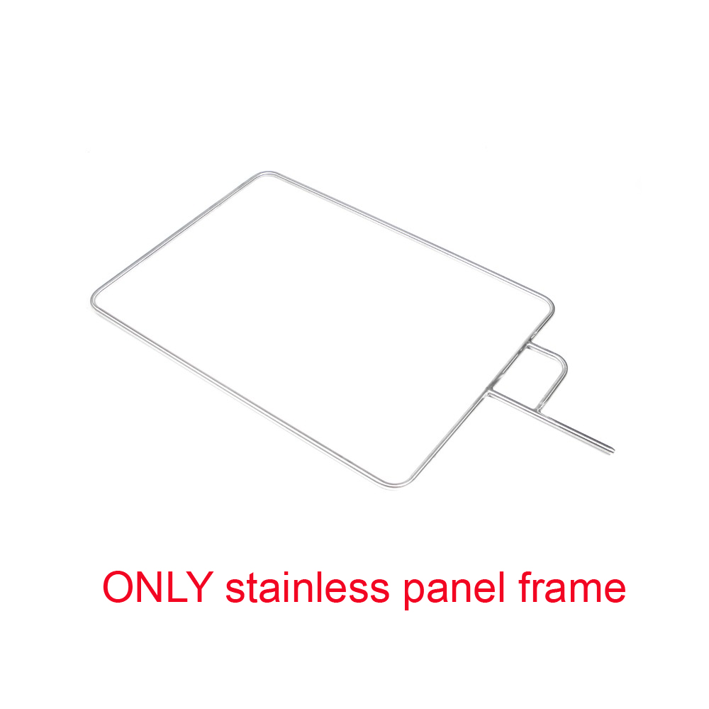 Meking Pro Video Studio 45x60cm Stainless steel Flag Panel Reflector Diffuser Fotografia A