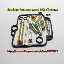 (1 set $ 18.5)Bandit 400 (GSF400) GK75A Mikuni carburetor repair kit Configuration Jet needle (J.N.) and Needle jet (N.J.)