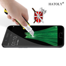 2PCS Glass OPPO R11 Screen Protector Tempered Glass For OPPO R11 Glass OPPO R11 R 11 Anti-scratch Phone Film HATOLY цена