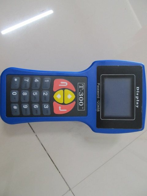Best Price t300 v16.8 key programmer t-300 newest 2018 version T 300 T-CODE English or Spanish For Multi-Brand Cars T-300 Auto Transponder